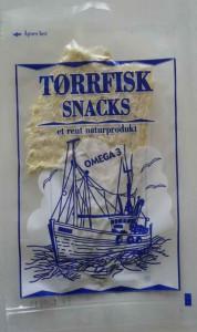 So wird der Stockfisch im Supermarkt verkauft.